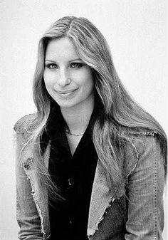 Barbra Streisand  c. 1972