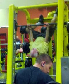 35 #fails à la salle de sport...  [GIF]   serie de fails a la salle de sport 27