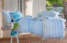 Krepp sengesett for vår- og sommernetter | Kid Interiør