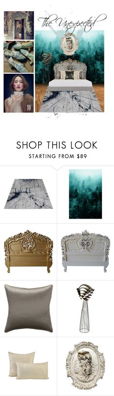 """""""The Unexpected"""" by ispdesign ❤ liked on Polyvore featuring interior, interiors, interior design, home, home decor, interior decorating, Andrew Martin, Jayson Home, bedroom and contemporary"""