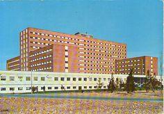 ALCALÁ DE HENARES - 8 LA UNIVERSIDAD LABORAL (Postales - España - Madrid Moderna (desde 1940) - Madrid Provincia)