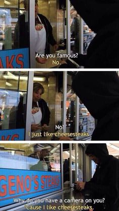 Calum trying to be normal