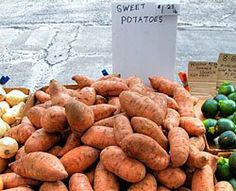 What's the Difference Between Sweet Potatoes and Yams?    Good Questions...