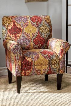 Lexi says I should get this as an accent chair...