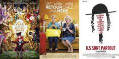 Sorties Ciné: Films à l'affiche The Door, Retour chez ma mère, Ils sont partout, …