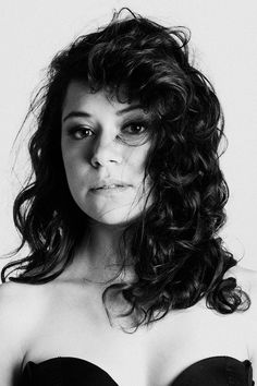 Tatiana Maslany -Star of BBC's Orphan Black. Golden Globe nominee Best Actress in Television Series Drama for Orphan Black.