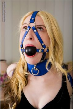 Gia darling and gag in mouth