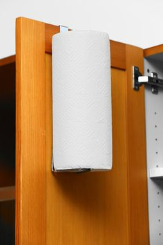 Over-The-Cabinet Paper Towel Holder-- $8, Urban Outfitters Online