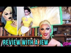 Temporary Monomania: Miz Cracker's Review with a Jew - S10 E02