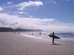 Tofino Beach, Vancouver Island