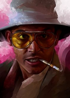 Fear and Loathing detailed, premium quality, magnet mounted prints on metal designed by talented artists. Our posters will make your wall come to life. Natural Born Killers, Art And Fear, Fear And Loathing, Good Movies To Watch, Realism Art, Print Artist, Skull Art, Cool Artwork, Art Sketches