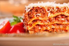 I love my slow cooker and I LOVE lasagna--this is perfect!! #slowcooker #lasagna #recipe