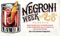 Negroni Week by Derrick Castle