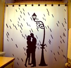http://www.etsy.com/listing/59861603/lovers-in-the-rain-shower-curtain-love
