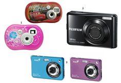 Cyfrowe aparaty fotograficzne