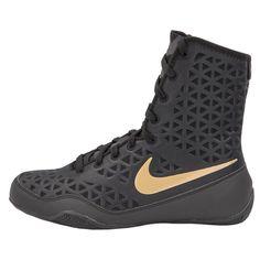 87707720331c Nike Ko Mid-Cut Boxing Shoes