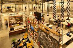OPEN office by Dan Troim, Tel Aviv – Israel