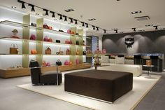 MCM – Modern Creation München Flagship Store, Frankfurt – Germany » Retail Design Blog
