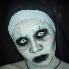VALAK FROM THE CONJURING 2 ( Makeup Tutorial ) by TAMMYBANGKOK Lets Check My Youtube Channel > https://www.youtube.com/c/TAMMYBANGKOK