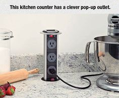 Every kitchen counter needs this brilliant invention.