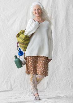 Perlmuster-Pullover aus Öko-Baumwolle  60503_60503-03.jpg