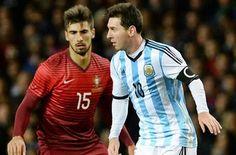 """Zing Me   Andre Gomes: """"Khóa chặt Messi là không đủ"""""""