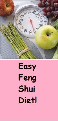 Feng Shui has a powerful impact on your subconscious.  It is a fantastic way to promote weight loss to learn Feng Shui Diet tips. #fengshui #diet #health #healthylife #lifestyle