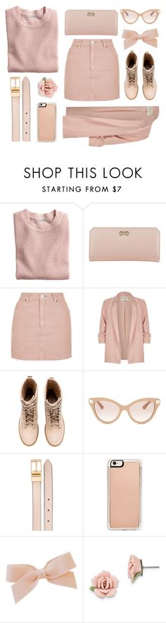 """Untitled #1890"" by tinkertot ❤ liked on Polyvore featuring H&M, Zodaca, Topshop, River Island, Valentino, Dolce&Gabbana, Zero Gravity and 1928"