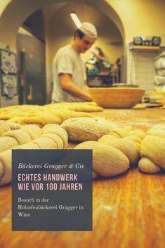 Was kann es momentan schöneres geben als die wohlige Wärme und den Duft nach frischgebackenem Brot - in meinem neuen Blogbeitrag verrate ich euch, wo ihr in Wien richtig leckeres Brot bekommt, das noch nach alten Konzepten des Bäckereihandwerks im Holzofen gebacken wird... Travel, Wood Burner, Proper Tasty, Home Canning, Bread, Food And Drinks, Tips, Trips, Traveling