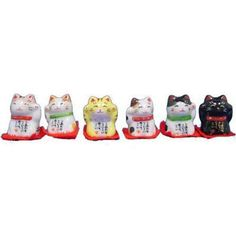 Maneki-Neko-Mini-Figures-Set-of-6pcs-7146