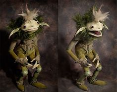 goblin puppet - Google Search