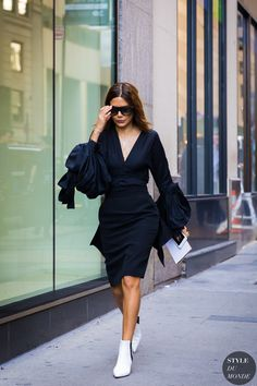 Christine Centenera by STYLEDUMONDE Street Style Fashion Photography