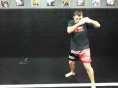 Blacklist KRU Muay Thai 8 count foot work - YouTube