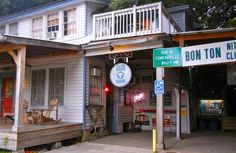 Helen Anders of the Dallas Morning News wrote about a getaway in Cajun Country, staying at the Blue Moon Saloon, which offers hostel guest beds, plus guest rooms and a private cottage.