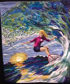 IMAG2086 | intricate work, my gosh | surfer quilt
