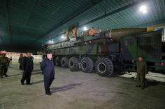 South Korea, U.S. agree to pressure North Korea, China hopes for North-South talks