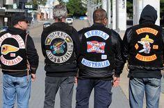 Down underground: Australian bike gangs