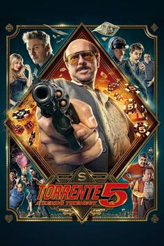 Watch Torrente 5: Operación Eurovegas (2014) Full Movie HD Free Download