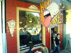 New Orleans HEY! Café   4332 Magazine Street New Orleans, LA 70115