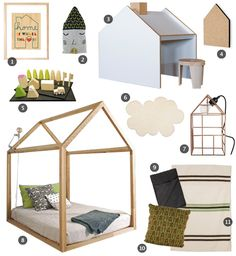 A cute little space! Baby Room Decor, Nursery Decor, Kids Bedroom, Kids Rooms, Bedroom Ideas, Fashion Room, Kid Spaces, Kids Decor, Room Inspiration
