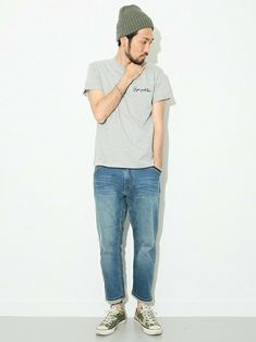 アーバンリサーチ DOORS 茶屋町店|hanadaさんのTシャツ/カットソーを使ったコーディネート - ZOZOTOWN