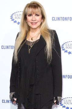 Stevie Nicks [formerly of Fleetwood Mac] turns 64 on May 26, 2012.