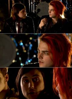 My Chemical Romance ~ The looks, Frerard <3