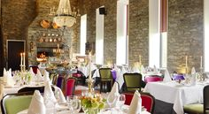 Blairscove House Co Cork Alternative Wedding Venue Ideas. Alternative Wedding Venue, Best Of Ireland, Country House Hotels, Styling A Buffet, House Restaurant, Irish Recipes, Blue Books, Luxury Accommodation, Best Places To Eat