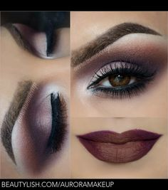 Fall is here girls and with the changing of the season comes new makeup styles! Get inspired with these 20 Stunning Fall Makeup Ideas to try