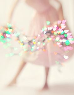 Bokeh, Milk & Honey by Theresa Thompson, via Flickr