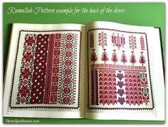 The Art Of Palestinian Embroidery