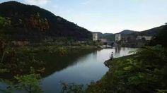 大连旅顺 棠梨胡湖