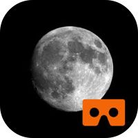 Virtual Reality Moon for Google Cardboard VR by andrew sasaki