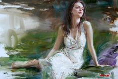 Vidan ~ Figurative painter | Tutt'Art@ | Pittura * Scultura * Poesia * Musica |